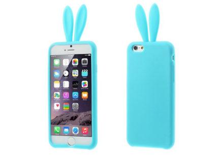 Θήκη 3D Rabbit για iPhone 6/6s Blue