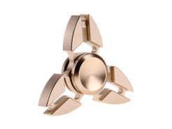 fidget_spinner_aluminum_crabs_three_leaves_1_5_minutes-gold