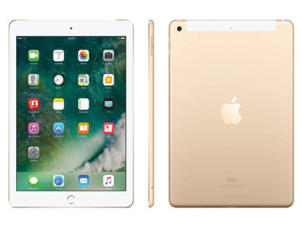 Apple-iPad-9.7-gold