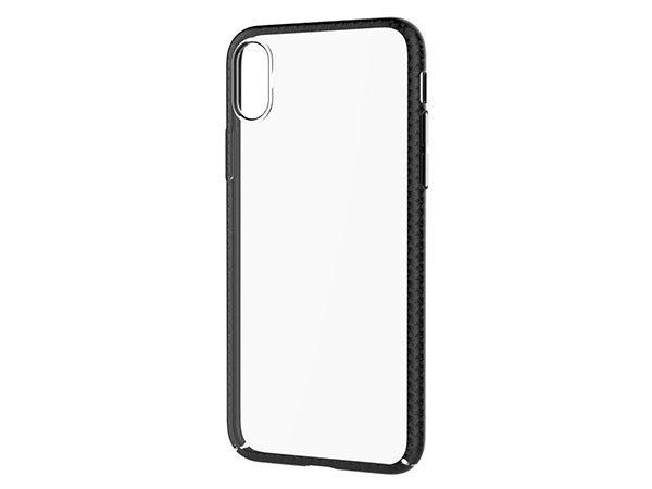 Devia-Case-For-Apple-iPhone-X-Luxurious-Glimmer-Case-Gun-Black