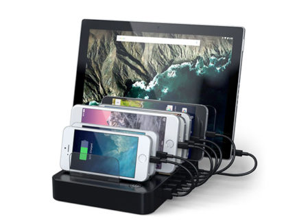 Satechi--7-Port-Usb-Charging-Station-Dock-With-2-Type-C-Ports-Black