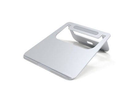 Satechi-Aluminium-Laptop-Stand-Silver