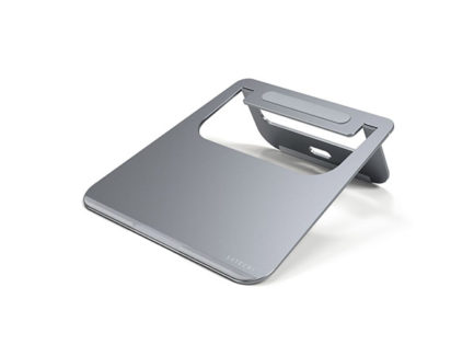 Satechi-Aluminium-Laptop-Stand-Space-Gray