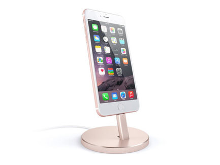 Satechi-Aluminum-Mobile-Lightning--Dock-rose-Gold