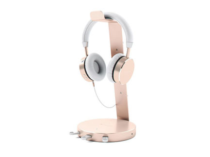 Satechi-Slim-Aluminum-Headset-Stand-rose-gold
