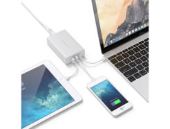 Satechi-Usb-C-40W-Travel-Charger-Silver