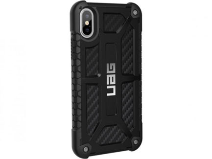 UAG-Monarch-Case-For-iPhone-X-Carbon