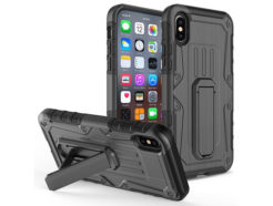 ZV-Heavy-Duty-Armor-Case-For-iPhone-X-Black