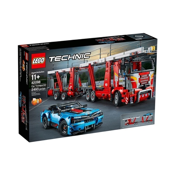 LEGO 42098 Technic Autotransporter